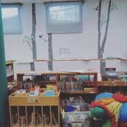 Vinil Sala infantil 1